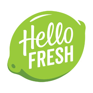 Green Hello Fresh meal delivery logo